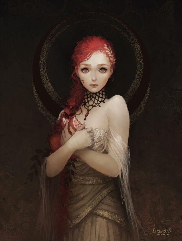 17 Best images about Hades and persephone on Pinterest ...