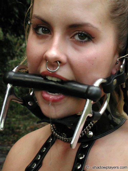 Image fap ring gag bondage
