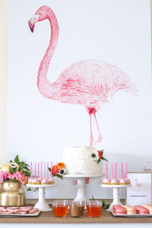 festa infantil flamingo party leonor por magia inspire mom and kids 4