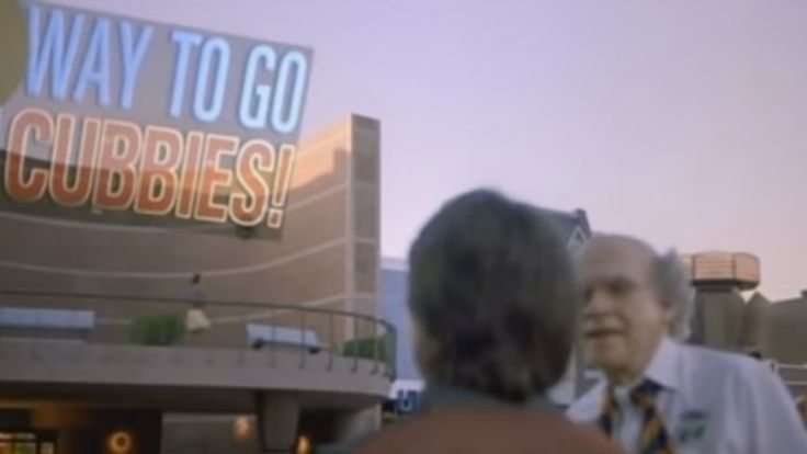 Michael J. Fox on 'Back to the Future' Cubs prediction: 'Only off by a year, not bad' #michael #future #prediction