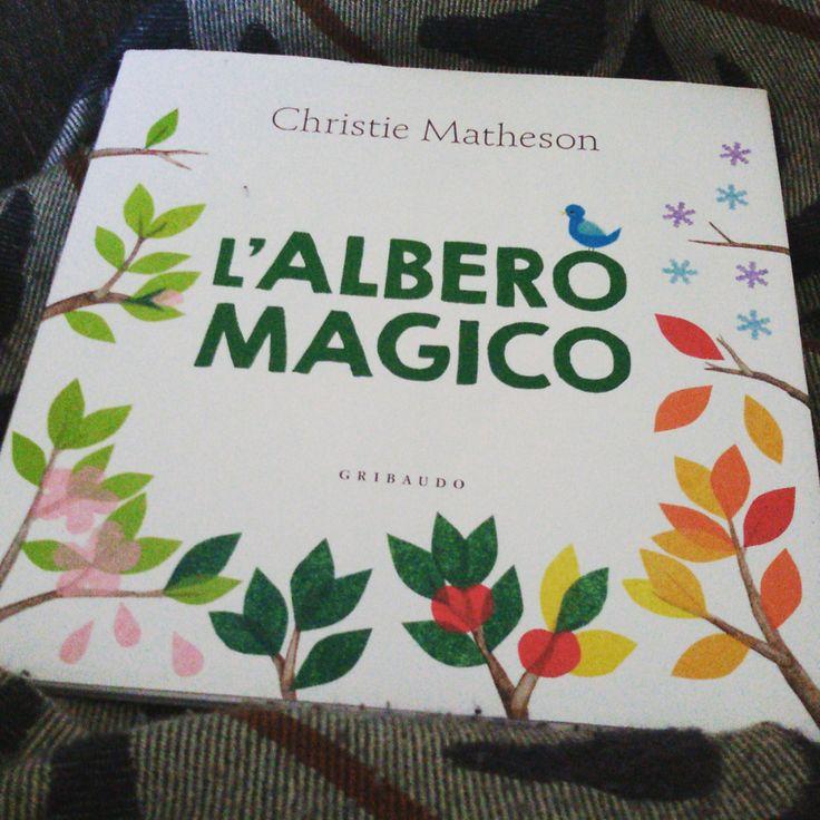 L'albero magico, Libri sulle stagioni #libribambini #montessori