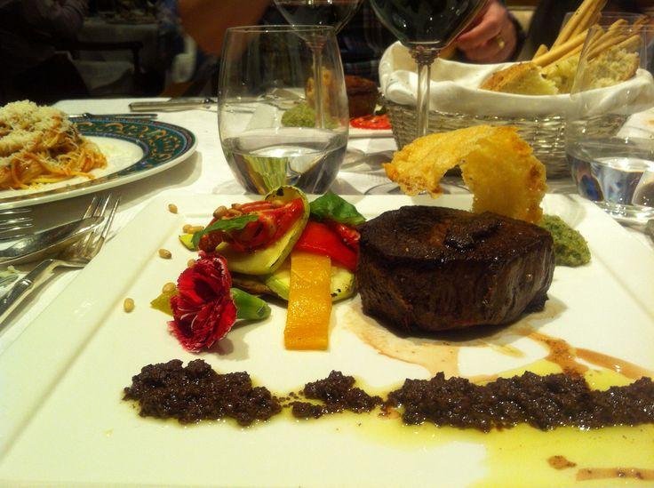 Restaurant St. Tropez