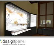 PLEXIGLAS® with LED for Museums. Wow!