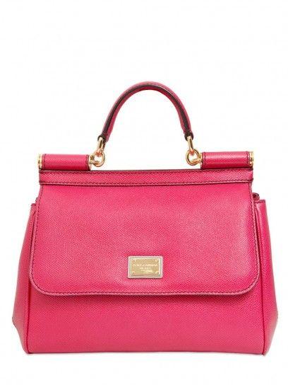 Borse Dolce & Gabbana Primavera/Estate 2014 - #handbag con chiusura postina  #dolce&gabbana #bags #bag