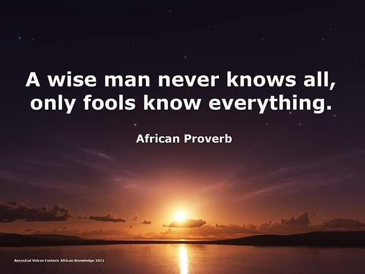 11 Best Miss Fiyah African Proverbs Quotes Images On