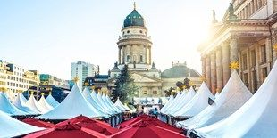 """Time Out calls Berlin the """"capital of the traditional Christmas market"""" -- the city has over 60 of them dotted around its squares, side streets, castles and museums. Explore them with a mug of hot glühwein with this £129-per-person festive break from British Airways -- including BA flights and 4-star accommodation, it saves ..."""