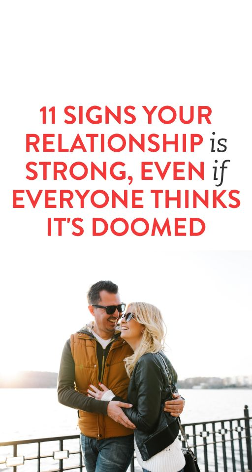 warning signs of a doomed relationship