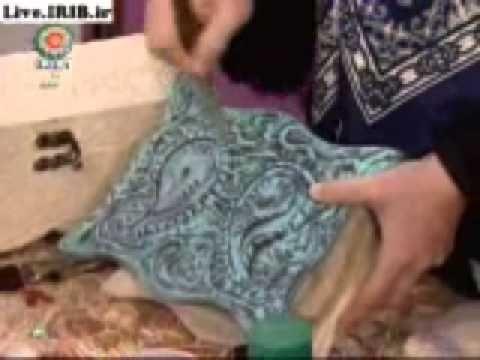 02 11 2012  افسانه محمودی پتینه روی اجسام