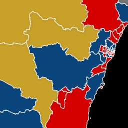 Federal Election 2013 Map | Interactive Australian Electorate Map