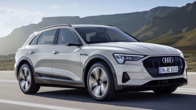audi s plan to sell the electric 2019 e tron is actually pretty rh pinterest com