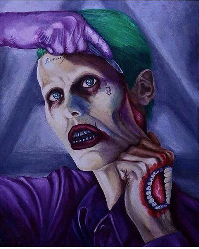 #joker#batman#jokersmile#redhood#suicidesquad#arkham#arkhamasylum#arkhamcity#arkhamorigins#arkhamknight#harleyquinn#harleenquinzel#jasontodd#darknight#darknightrises#new52#dccomics#gotham#jokerfans#joker75#batman75#comics #markhamill#jaredleto#dceu#superman#flash#greenlantern#animated#batmanvsuperman