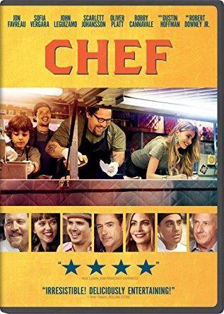 Jon Favreau & Sofia Vergara - Chef
