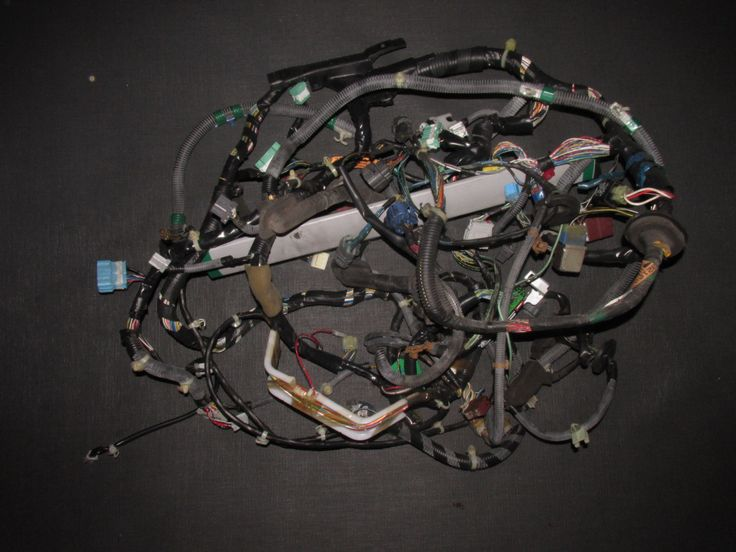17 best ideas about honda civic headlights civic 96 97 98 honda civic oem headlight fuse box wiring harness