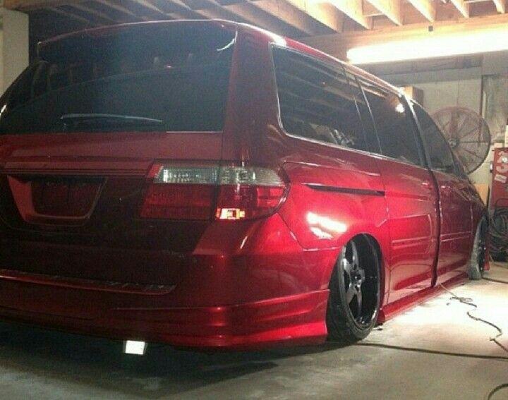 Full Size Suv Rental >> Stanced minivan | Minivans can be cool, right? | Pinterest ...