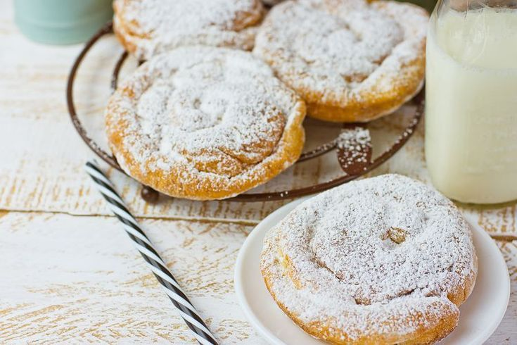 Try This Classic Spanish Pastry For A Breakfast Treat Recipe Pastry Breakfast Treats Desserts