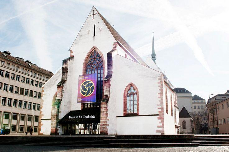 Hostorisches Museum Basel: Das Historische Museum Basel finanziert per Crowdfunding ein Fussballfest.