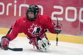 canadian sledge hockey