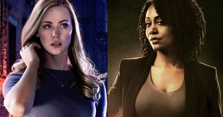 The Defenders Is Bringing Back Misty Knight and Karen Page -- Deborah Ann Woll's Karen Page and Simone Missick's Misty Knight will be part of The Defenders, while Mike Colter teases the Heroes for Hire. -- http://tvweb.com/defenders-netflix-series-deborah-ann-woll-simone-missick/