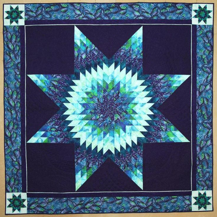 Lone Star Quilt Directions   Join or Sign In