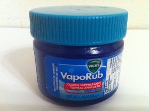 Les 25 meilleures id es concernant vapor rub on feet sur for Putting vicks on the bottom of your feet