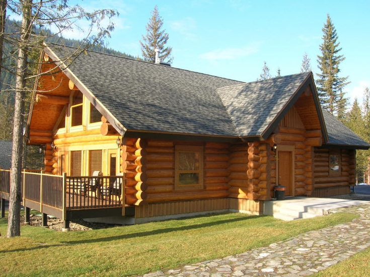 best 25+ small log home plans ideas only on pinterest | small log