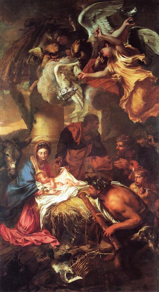 Giovanni Battista Castiglione, il Grechetto