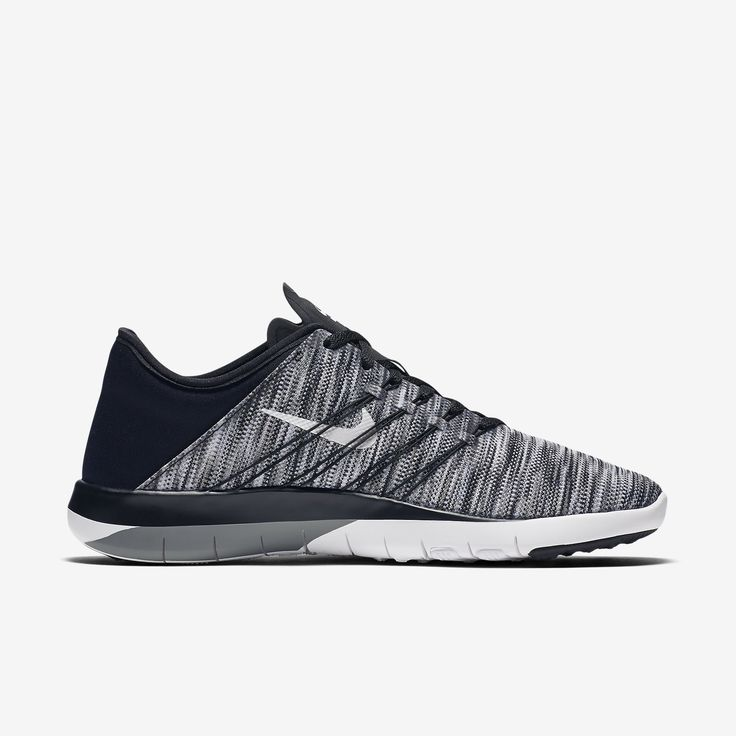 Nike Free TR 6 AMP Women's Training Shoe Size 15 (Grey) - Clearance Sale