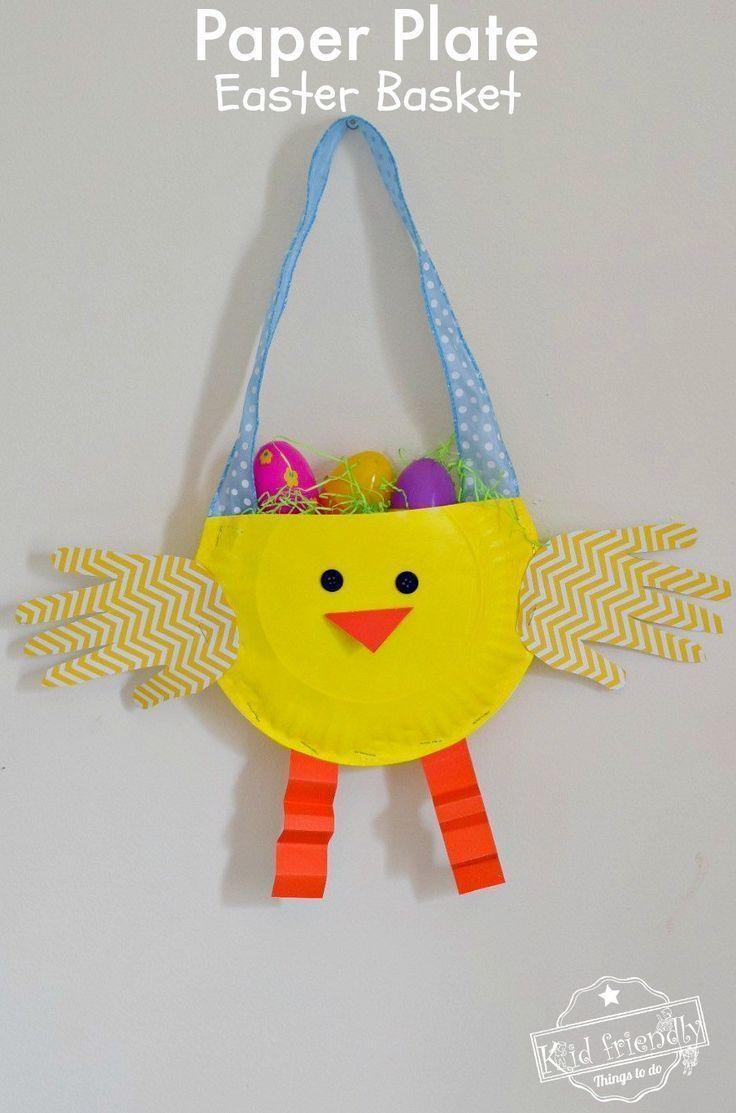 4947 best kid friendly easter images on pinterest for Diy paper crafts for kids