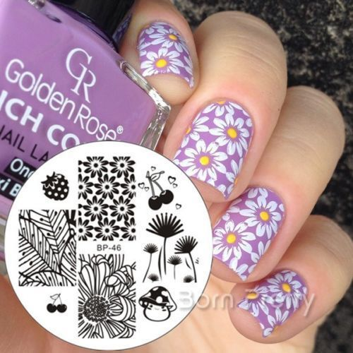 Nail-Art-Stamp-Template-Image-Stamping-Plates-Manicure-DIY-BORN-PRETTY-46