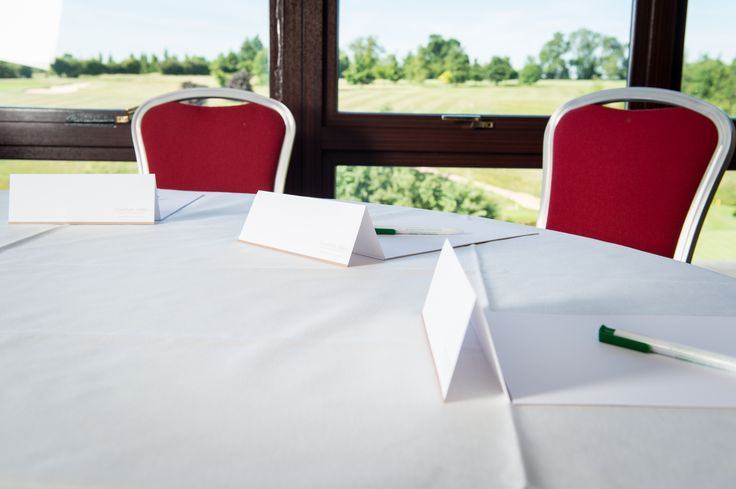 The Lakeview Suite seats up to 85 delegates theatre style, whilst 35 may be comfortably accommodated around a solid or hollow boardroom table. The full length windows offer a vista of the golf courses – hopefully not too distracting for delegates!