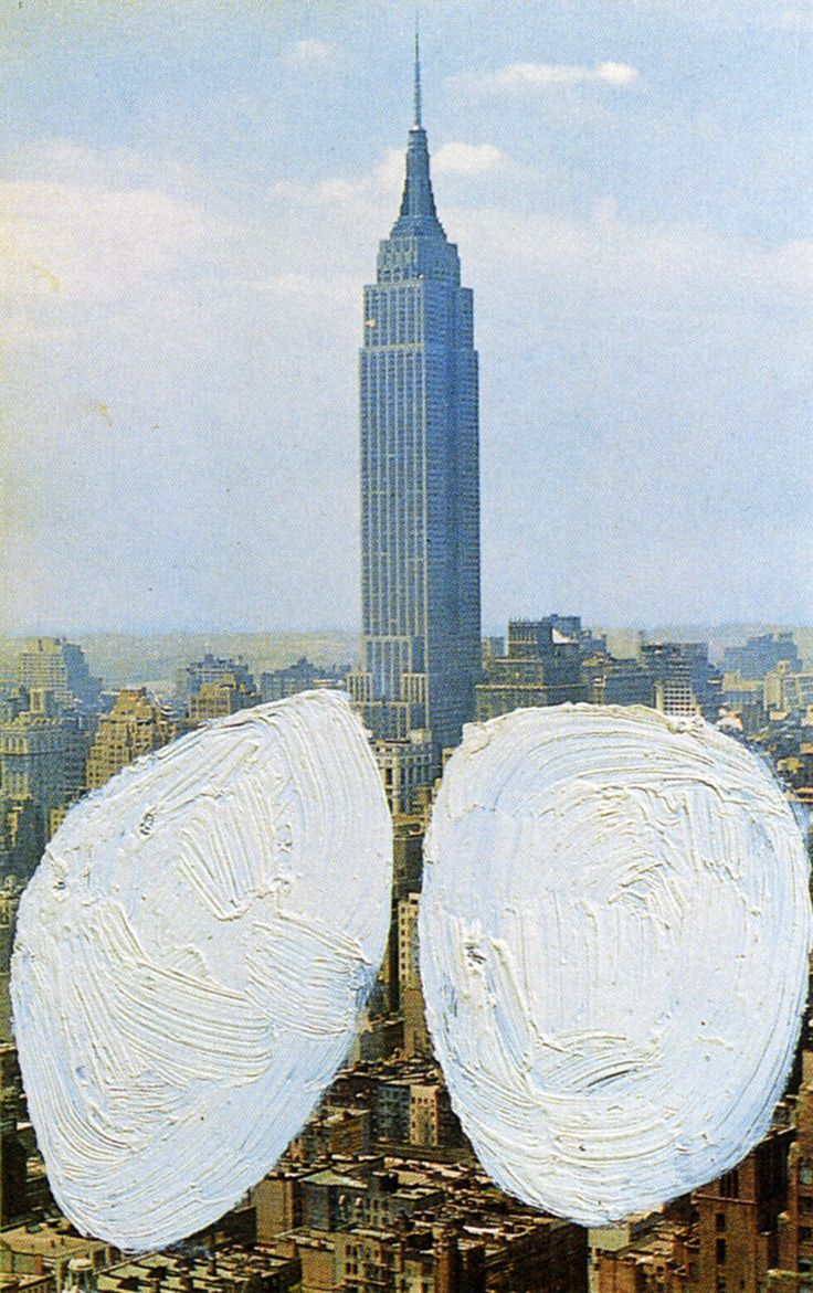 Ellsworth Kelly, Sans titre (Empire State Building) (1956)