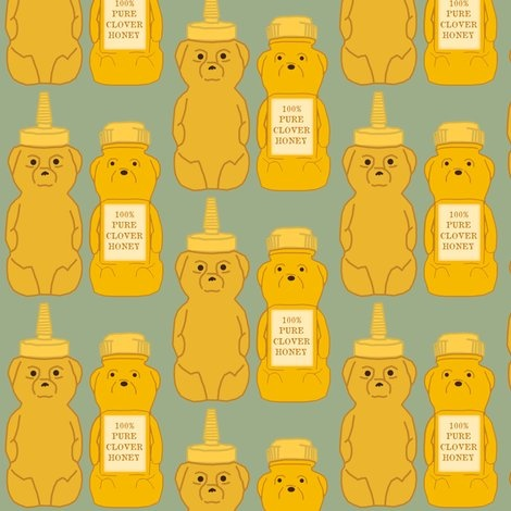 honey bears, heidi kenney