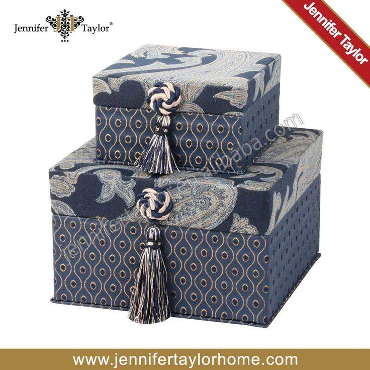 Креативный Дизайн Шаблон Ткань Ящик Для Хранения, с крышкой Полка-Бункер, декоративные Шкафа Организации