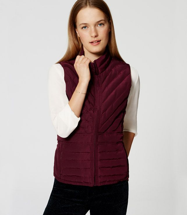 Primary Image of Puffer Vest