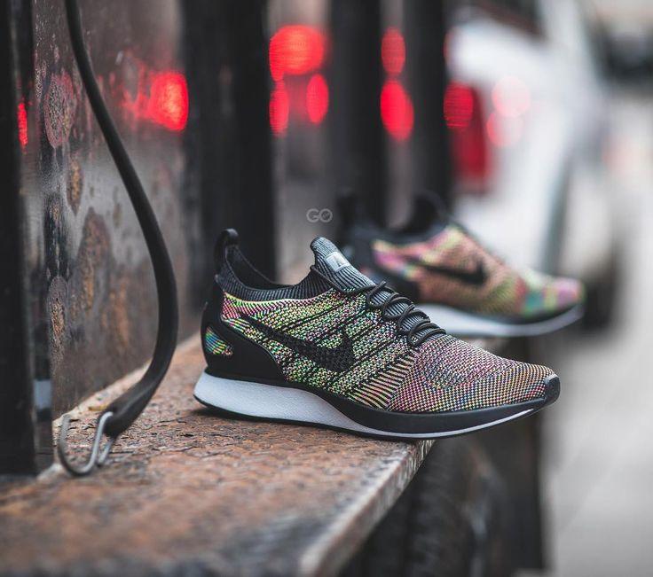 "Nike Zoom Mariah Flyknit Racer ""Multicolor"""