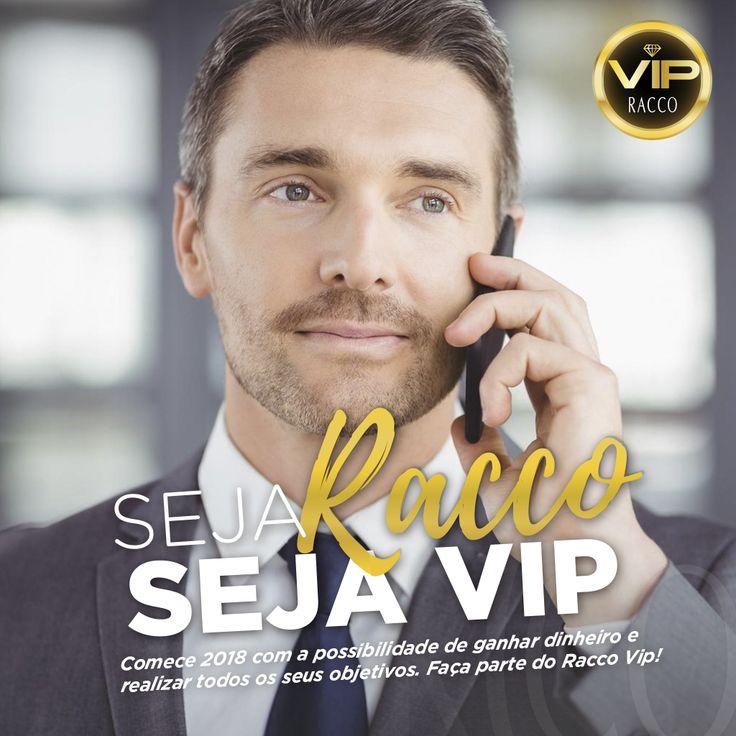 Que tal começar 2018 vislumbrando a possibilidade de conquistar uma vida estável e com dinheiro para aproveitar a vida?    Ser rico, bem-sucedido e poder realizar seus sonhos é apenas uma questão de escolha e trabalho. Por isso convidamos você para conhecer melhor Sistema de Marketing de Rede do Brasil, o Racco Vip!      Seja um Racco VIP! Saiba como em nosso Blog: http://consultora.racco.com/conheca-o-novo-sistema-racco-vip/ ou entre em contato com a Promotoria Racco mais próxima de você e…
