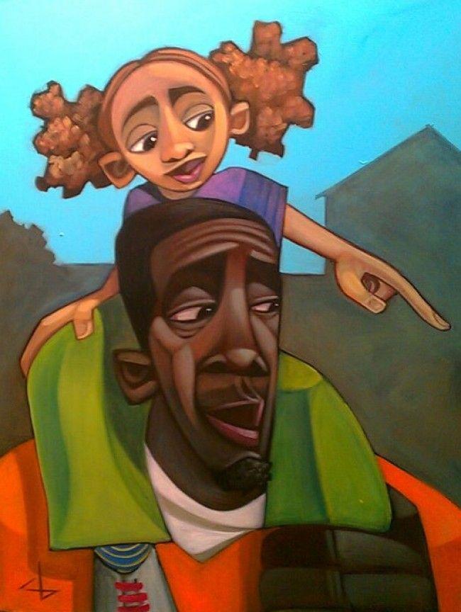 365 Days with Dad by Cbabi Bayoc