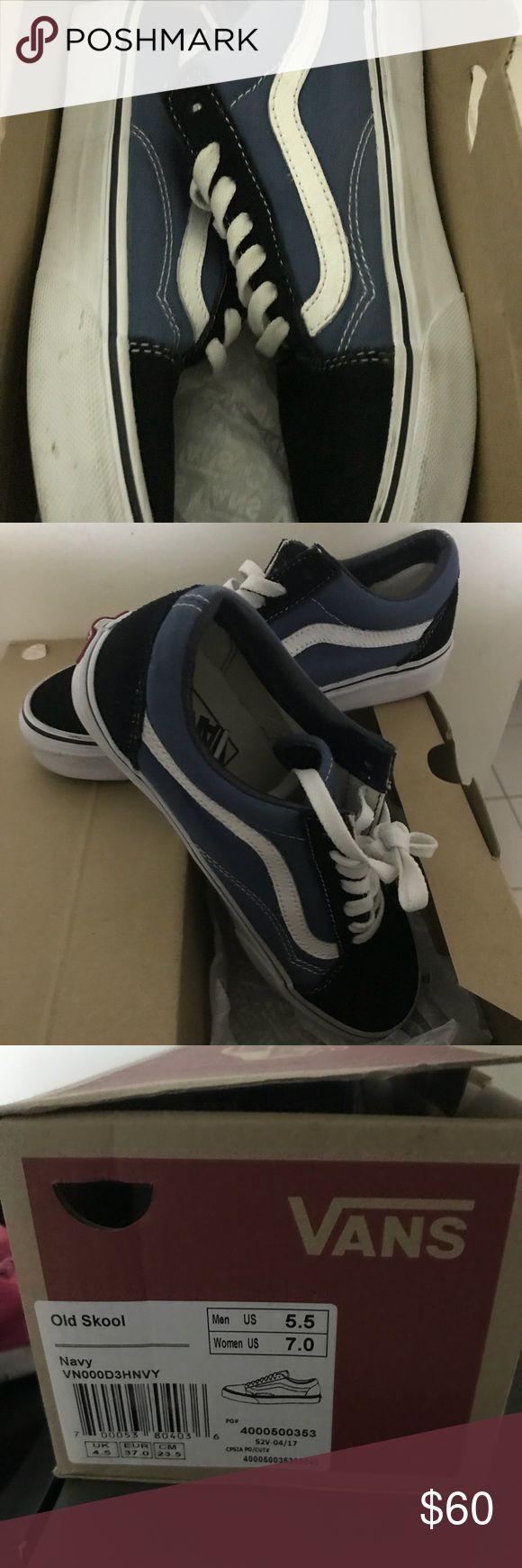 Boys Vans Worn maybe 2-3 times Vans Shoes Sneakers