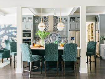 Kitchen & Pantry From HGTV Smart Home 2016