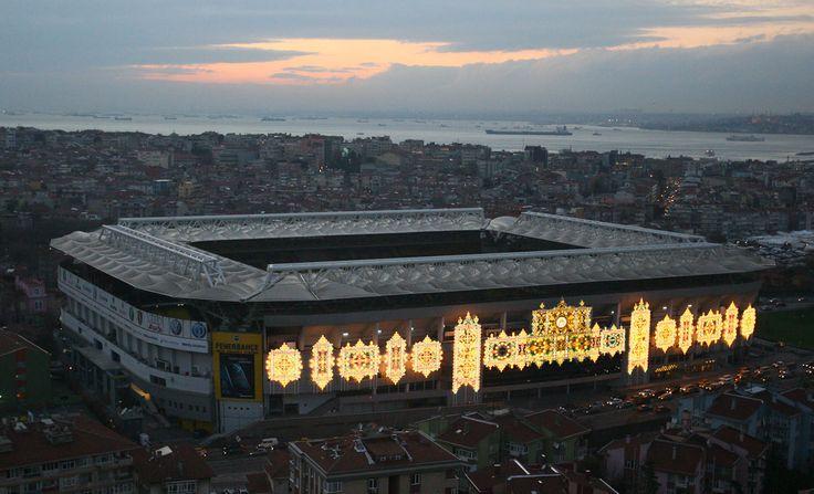 Fenerbahçe Şükrü Saraçoğlu Stadyumu - Kadıköy,İstanbul