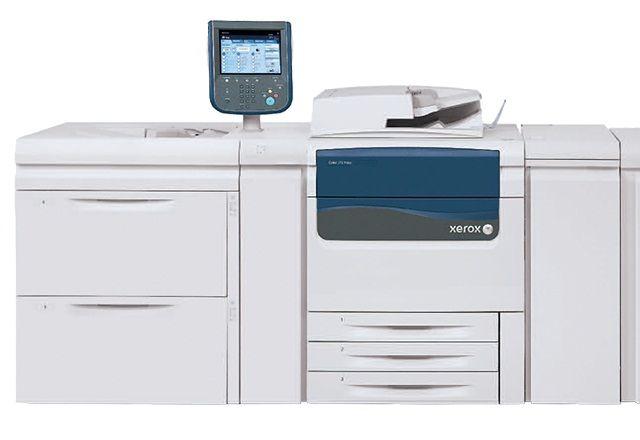 ماكينة الطباعة الديجيتال الألوان Xerox J75 Color Press الأقوى و الأعلى جودة Digital Printing Machine Digital Prints Color