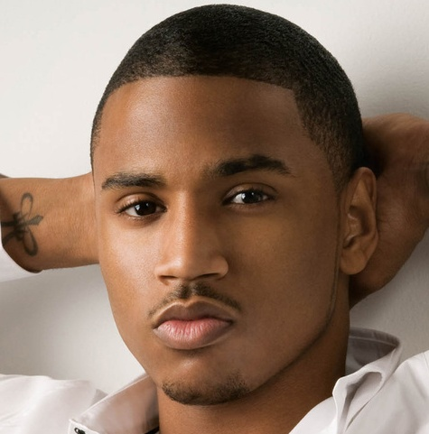 """Trey Songz - you total doyle. Latest song just riles me. """"She aint perfect, but she's worth it."""" WOW Trey - romance isn't dead, and well done you for putting up with her. R+B /pop drivel at the moment (inc Chris Brown) feels integrally sexist and I don't like it. Plus he looks like a whinnet"""