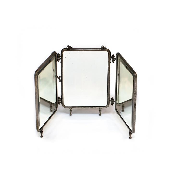17 meilleures id es propos de miroir triptyque sur for Miroir triptyque