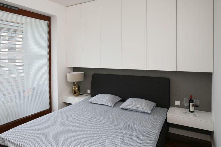 Inspirujące pomysły: czarno–biała sypialnia  - zdjęcie numer 4