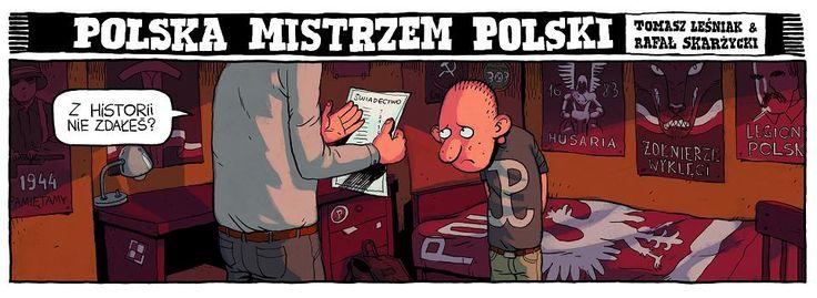 Zdjęcie numer 41 w galerii - Polska mistrzem Polski