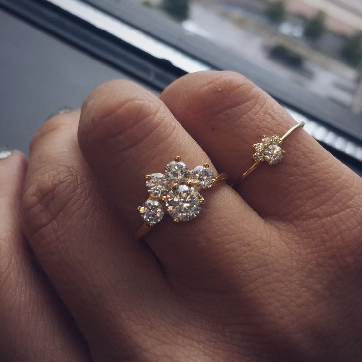 Breakfast at tiffanys ring bridal fashion jewelry
