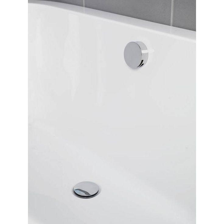 £29.99 - bath filler, waste and overflow  http://www.victoriaplumb.com/Taps/Bath-Taps/Bath-Filler-Valve-Outlets/Bath-Filler-Waste-Overflow_912.html