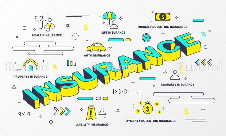 Insurance Services - Business - #54 | Free vector image sets