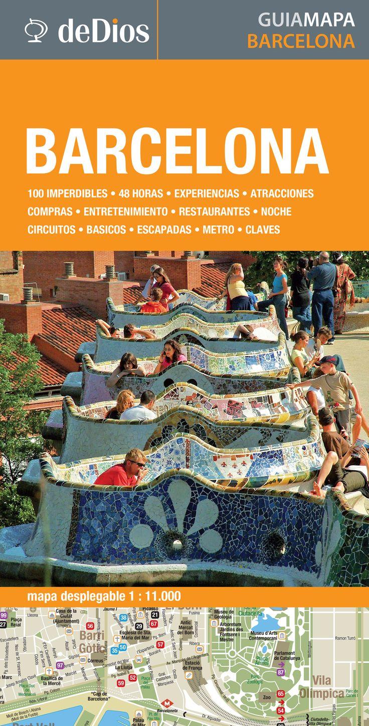 100 atracciones imprescindibles de la ciudad de Barcelona, desde las geniales construcciones de Antoni Gaudí hasta la Torre Agbar de Jean Nouvel. 12 distritos comentados para tener un panorama completo de la ciudad. 2 días detallados paso a paso. 40 experiencias que convierten a Barcelona en una ciudad única. 10 eventos anuales para tener en cuenta.  40 opciones de alojamiento.