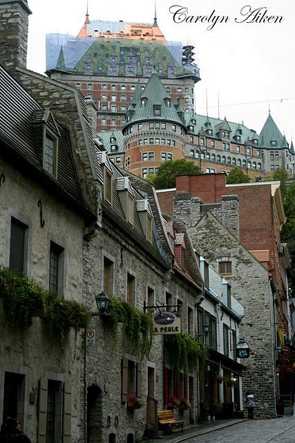 Beautiful Old Quebec